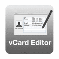 vCard Editor free download for Mac