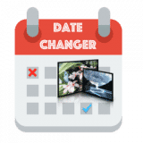 CM Batch MMedia Date Changer