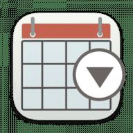 Menu Calendar free download for Mac