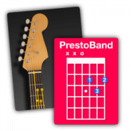 PrestoBand Guitar and Piano free download for Mac