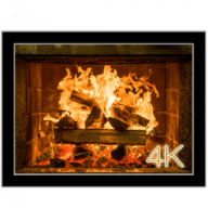 Fireplace 4K free download for Mac