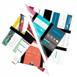 Mobile Web Page Templates