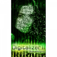 AlphaPlugins DigitalizerII free download for Mac