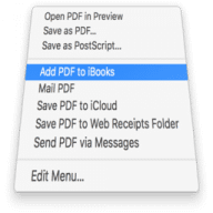 PDF Print Service Creator free download for Mac