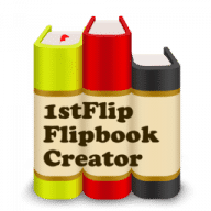 1stFlip Flipbook Creator free download for Mac
