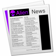 Alien News free download for Mac