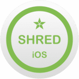 Data Shredder for iOS