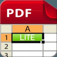 PDF to Spreadsheet Lite free download for Mac