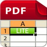 PDF to Spreadsheet Lite