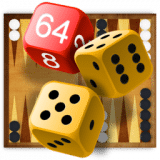 Absolute Backgammon 64