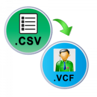CSV to vCard Converter free download for Mac