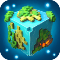 Planet of Cubes Survival Craft free download for Mac