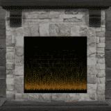 Erockus Fireplace