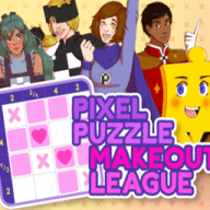 Pixel Puzzle Makeout League free download for Mac