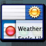 WeatherMenu free download for Mac