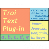 Troi Text Plug-in free download for Mac