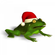 Christmas Super Frog free download for Mac