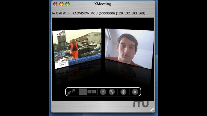 XMeeting for Mac - review, screenshots