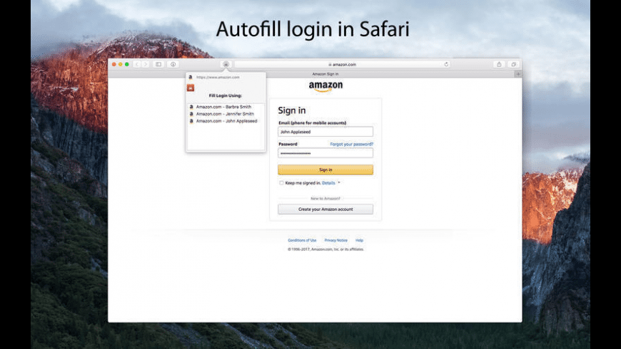 iPassSafe for Mac - review, screenshots