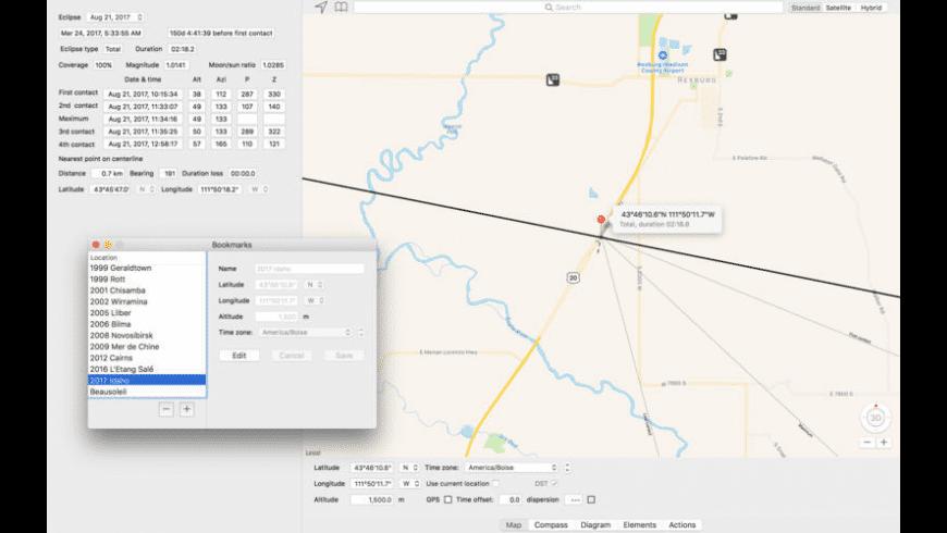 Sciatrope for Mac - review, screenshots