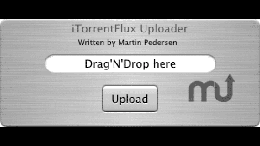iTorrentFlux Uploader for Mac - review, screenshots