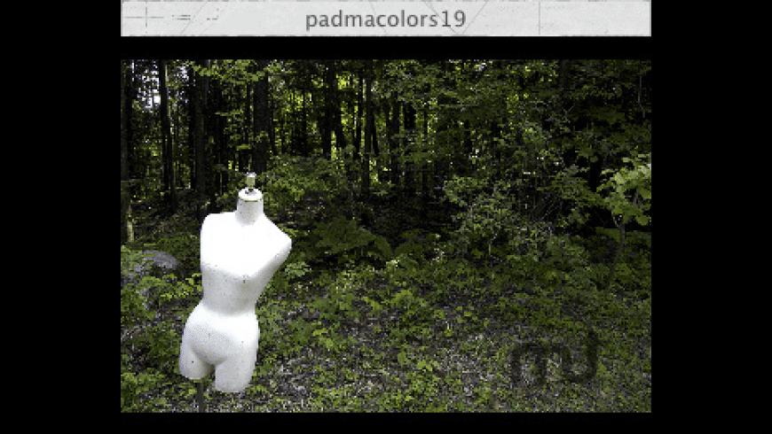 padmacolors19 for Mac - review, screenshots