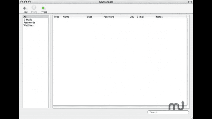 KeyManager for Mac - review, screenshots
