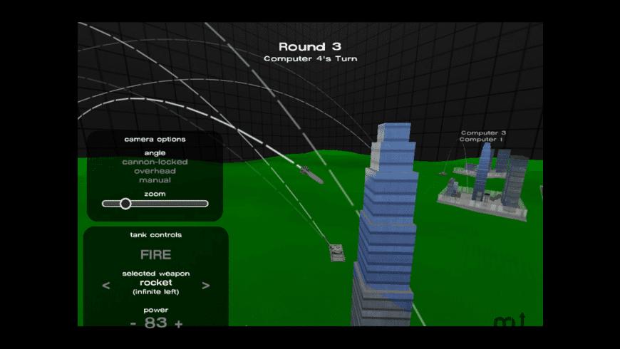 Mountain Tanks for Mac - review, screenshots