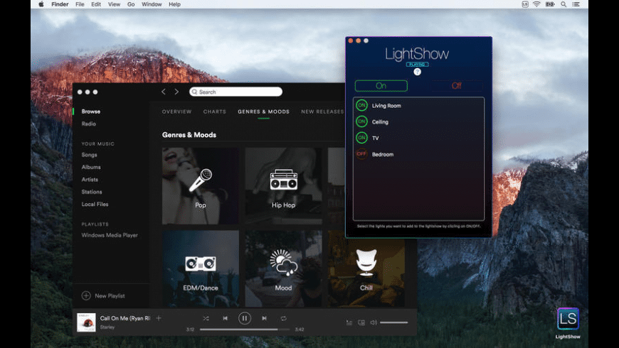 iLightShow for Mac - review, screenshots
