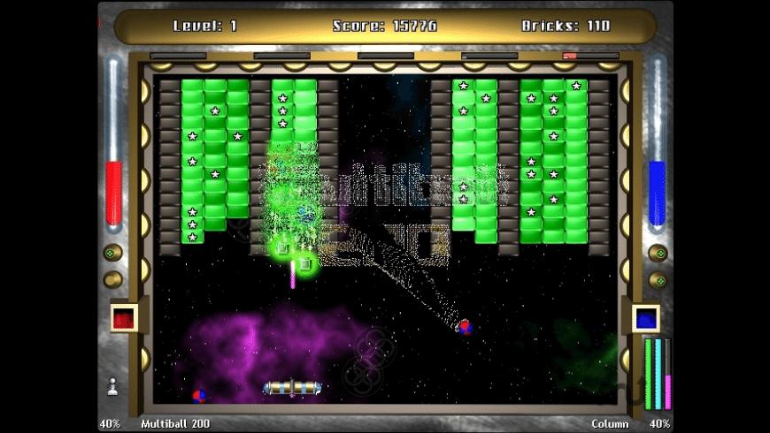 Acky's XP Breakout for Mac - review, screenshots