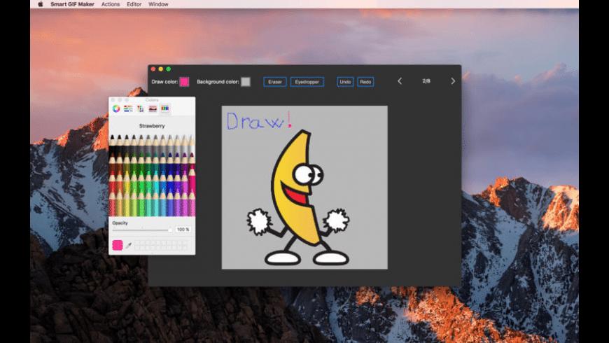 Smart GIF Maker for Mac - review, screenshots