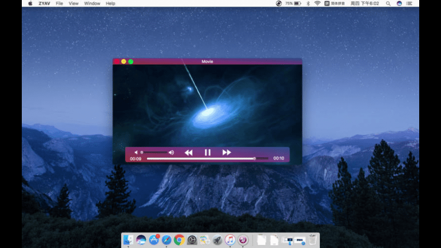 ZYAV for Mac - review, screenshots