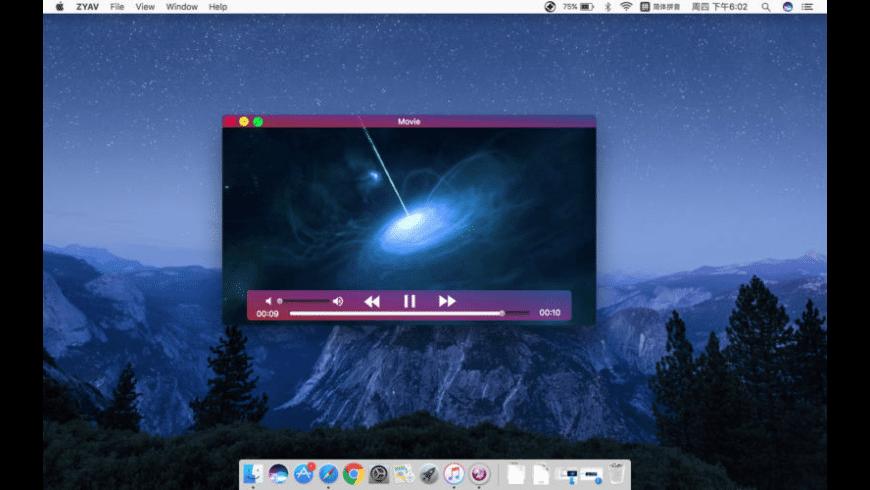 ZYAV for Mac - review, screenshots