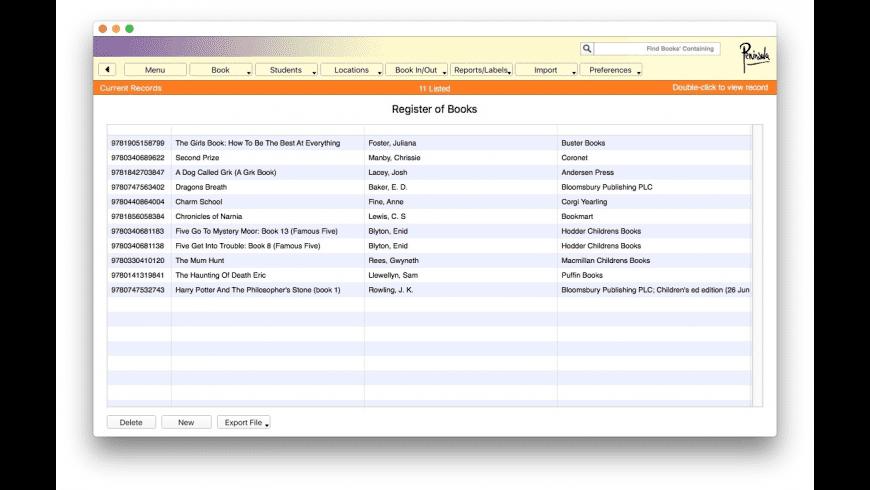 QuickTrack Pro for Mac - review, screenshots
