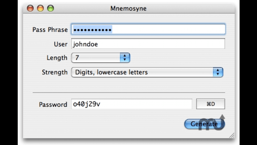 Mnemosyne for Mac - review, screenshots