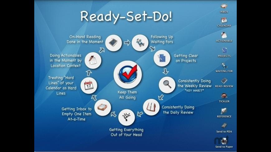 Ready-Set-Do! for Mac - review, screenshots