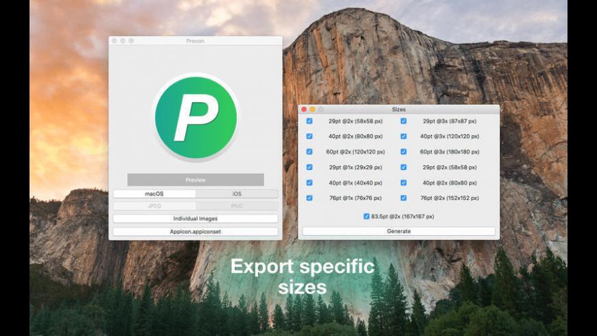 Procon for Mac - review, screenshots