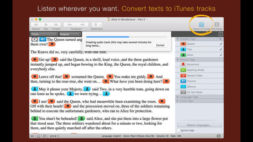 Wrise for Mac - review, screenshots