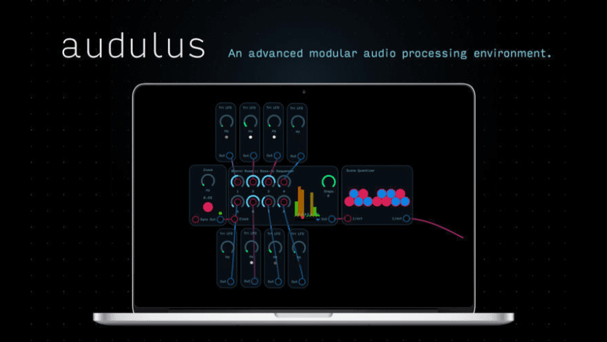 Audulus for Mac - review, screenshots