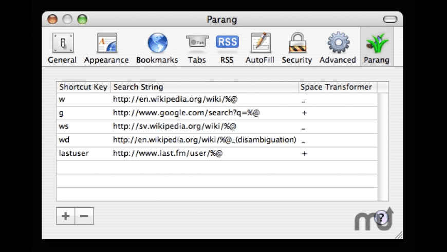 Parang for Mac - review, screenshots