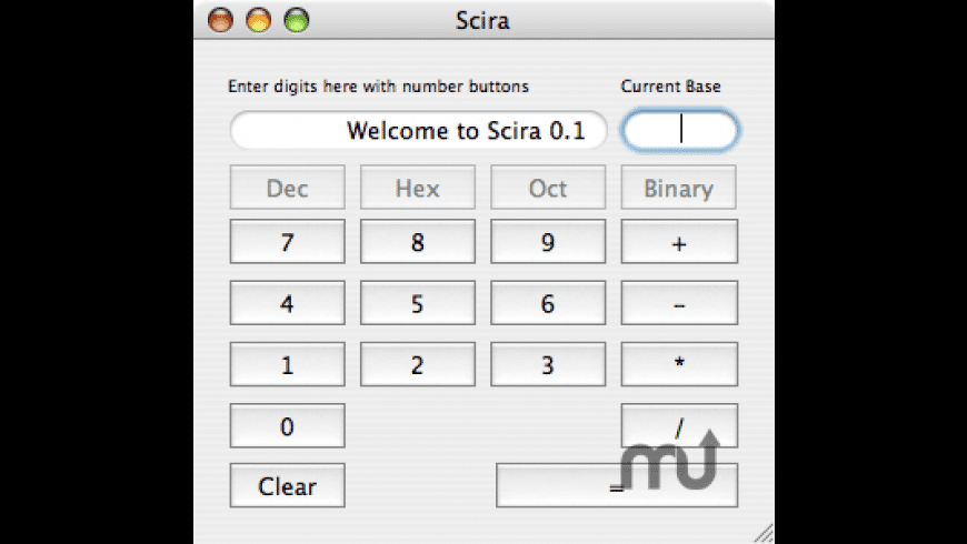 Scira for Mac - review, screenshots