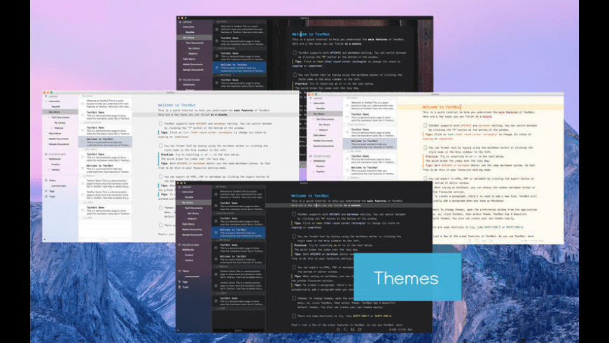 TextNut for Mac - review, screenshots