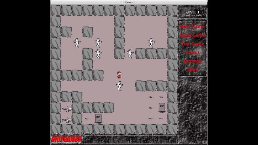 Infernum for Mac - review, screenshots