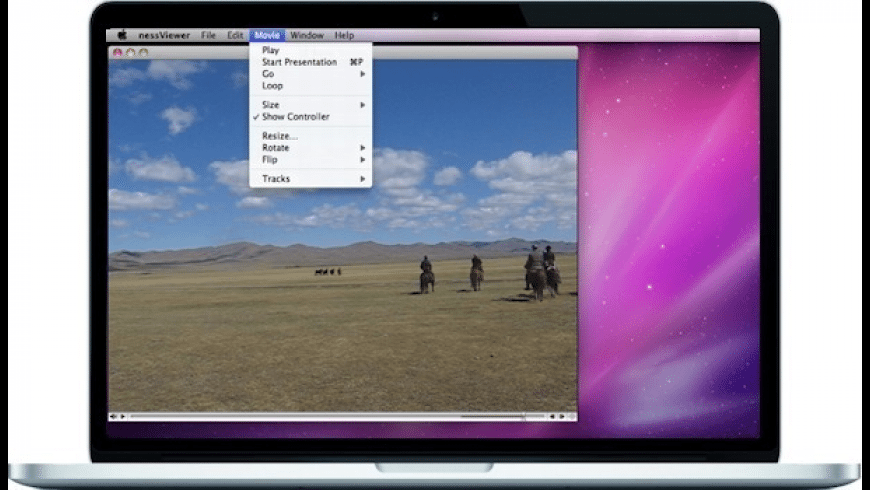 nessViewer for Mac - review, screenshots