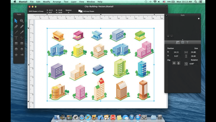Bluetail for Mac - review, screenshots