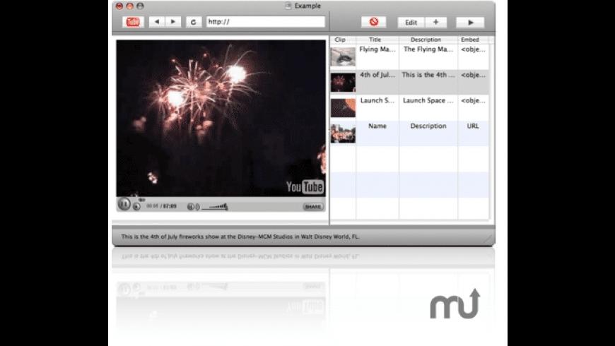 TvTube for Mac - review, screenshots