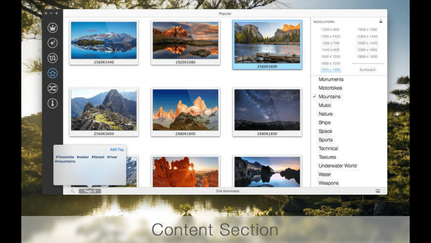 uDesktop NEXT for Mac - review, screenshots