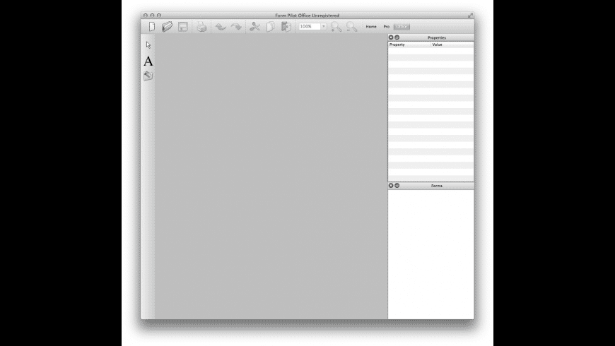Form Pilot for Mac - review, screenshots
