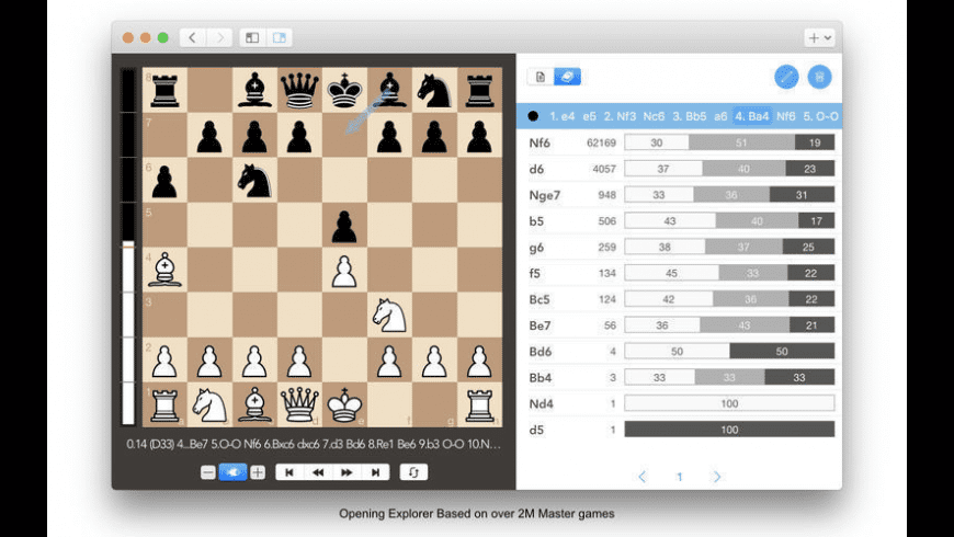 Chess Insight for Mac - review, screenshots