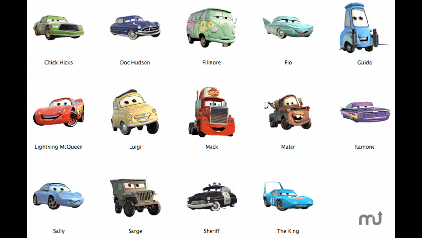 Cars Icons for Mac - review, screenshots